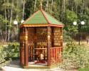 Беседка - Чайная :: Беседки изготовленные из благородных пород дерева, можно заказать по телефонам: 8 (495) 783-65-09, 8 (495) 518-64-87