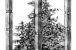 Цветочница - Этажерка (большая) :: Цветочницы из дерева, Вы можете заказать по телефонам: 8 (495) 783-65-09, 8 (495) 518-64-87