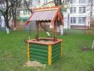 Колодец - Сельский :: Заказать изготовление колодцев из дерева Вы можете по телефонам: 8 (495) 783-65-09, 8 (495) 518-64-87