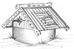 Крышка на колодец - Сказка :: Заказать изготовление колодцев из дерева Вы можете по телефонам: 8 (495) 783-65-09, 8 (495) 518-64-87