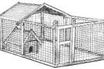 Вольер для собаки средний :: Заказать изготовление вольеров для собак Вы можете по телефонам: 8 (495) 783-65-09, 8 (495) 518-64-87