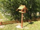 Кормушка для птиц - Б :: Кормушки из дерева, можно купить, заказать изготовление по телефонам: 8 (495) 783-65-09, 8 (495) 518-64-87