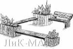 Скамья дворовая с кашпо :: Скамейки и лавки изготовленные из дерева, можно заказать по телефонам: 8 (495) 783-65-09, 8 (495) 518-64-87