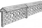 Забор - Крепостной:: Заказ изготовления заборов и оград из дерева в нашей компании по телефонам: 8 (495) 783-65-09, 8 (495) 518-64-87