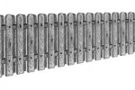 Забор - Десятка:: Заказ изготовления заборов и оград из дерева в нашей компании по телефонам: 8 (495) 783-65-09, 8 (495) 518-64-87