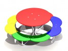 Столик №3 :: Вы можете заказать столики детские, уличные из металла по телефонам: 8 (495) 783-65-09, 8 (495) 518-64-87